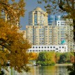 Stock Photo: Autumn Kiev