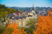 Autumn Kiev — Foto Stock