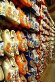 Holland clogs — Foto Stock