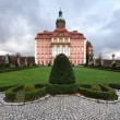 Stock Photo: Ksiaz in Poland