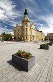 Hronov in Czech republic — Stock Photo