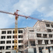 Building unfinished — Stock Photo #30820045
