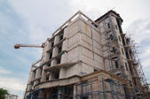 Building unfinished — Stock Photo