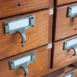 Stock Photo: Drawer