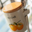 Sugar Bowl — Stock Photo