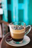 Latte macchiato  — Stock Photo