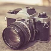 Kamery retro — Zdjęcie stockowe