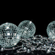 Sparkling decoration — Stock Photo