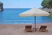 Privat playa — Foto de Stock