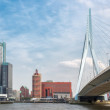 Architecture in Rotterdam — Foto Stock #26041027