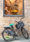 Bike in Rotterdam — Stock Photo