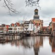 Cityscape of Leiden — Stock Photo #26295913