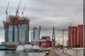 Cityscape of Rotterdam — Stock Photo