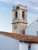 Tower in Peniscola castle, Spain — Stock Photo