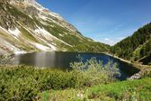 Lac alpin, autriche — Photo