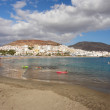 Playa de las Americas, Tenerife — Stock Photo