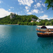 Stock Photo: Bled, Slovenia