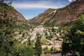 Ouray, Colorado Mountains — Stock Photo