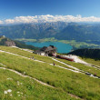 Schafberg, Austrian Alps — Stock Photo