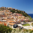Stock Photo: Castelsardo, Sardinia