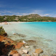 Stock Photo: Porto IstanBeach, Sardinia