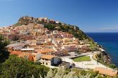 Castelsardo, Sardinia — Stock Photo