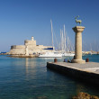 Rhodes — Stock Photo #27468471