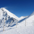 Jungfraujoch, Swiss Alps — Stock Photo #30829395