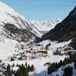 Vent, Austrian Alps — Stock Photo