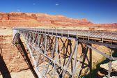 Navajo Bridge, Arizona — Stock Photo