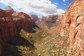 Park narodowy Zion — Zdjęcie stockowe