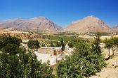 Monastery on Crete — Stock Photo