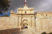 Mdina, malta — Stok fotoğraf