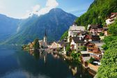 Hallstatt, Austria — Stock Photo