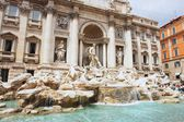 Fontana di Trevi, Italy — Stock Photo