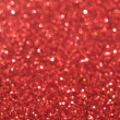 Unfocused abstract red bokeh background — Stock Photo