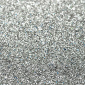 Abstract silver glitter background — Stock Photo