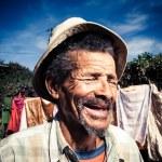 ������, ������: Laughing old man