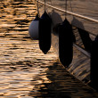 Boat fenders — Photo