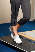 Active legs — Stock Photo
