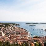 Croatia from above — Stock Photo #26360833