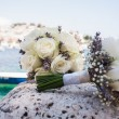 Two bouquets — Stock Photo