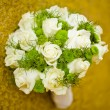 White bouquet — Stock Photo