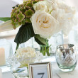 Stock Photo: Table decor