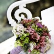Stock Photo: Colourful bouquet