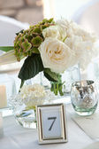 Table decor — Stock Photo