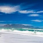 Table Mountain — Stock Photo