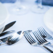 Stock Photo: Fine dine