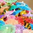 Coctail umbrellas — Stock Photo #26934811