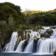Krka waterfall — Stock Photo